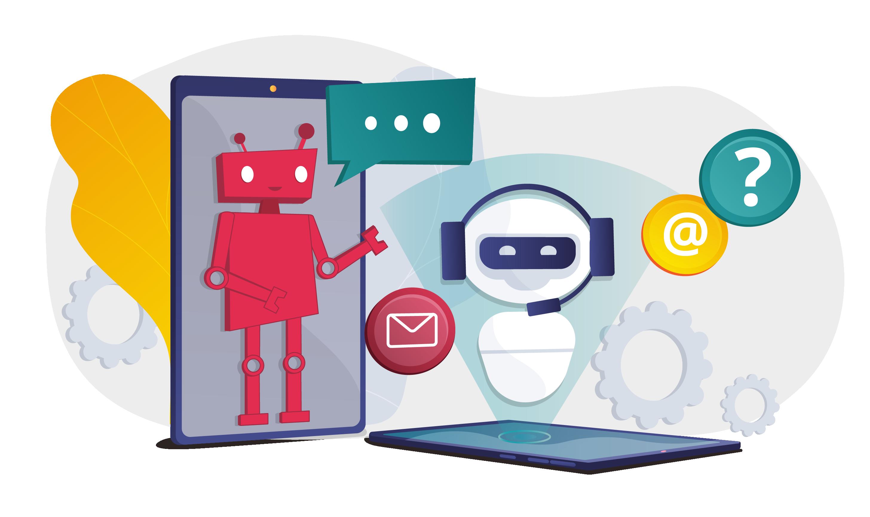 Chatbot és voicebot – mi a különbség?