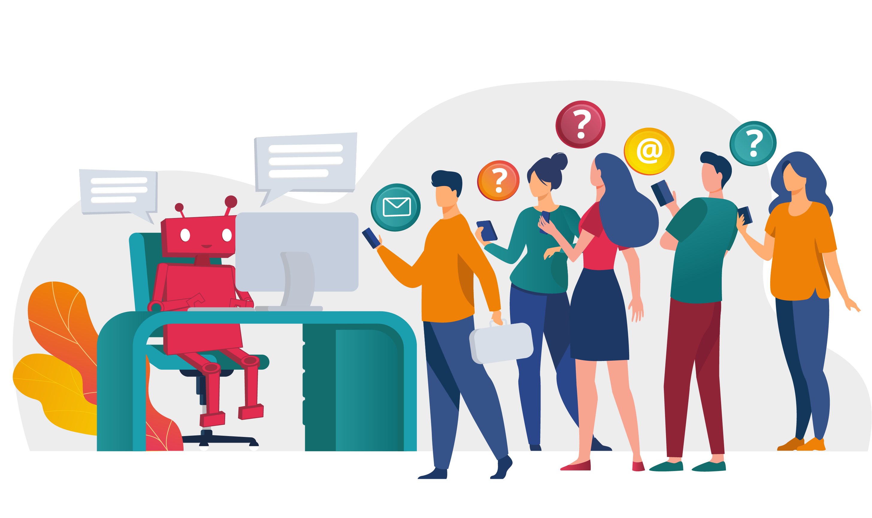 Chatbot – a kedves, segítőkész és türelmes eladószemélyzet a webáruházban