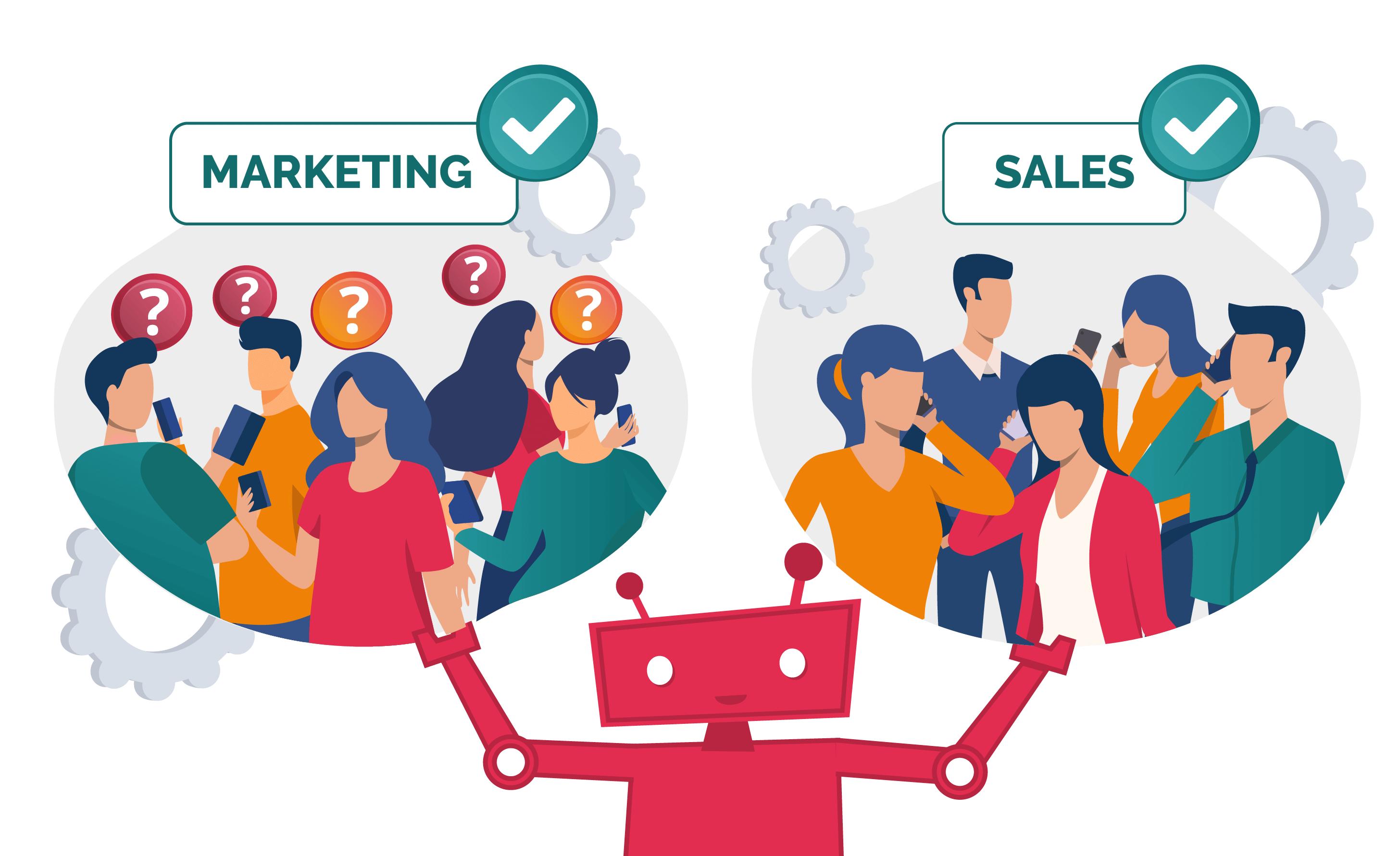 """Marketing és sales chatbottal, avagy mi is az a """"conversational marketing"""""""